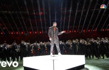 Le spectacle complet de Justin Timberlake au Super Bowl 52 | Vidéo