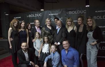 Photos | Tapis rouge et Première de La Bolduc à Montréal