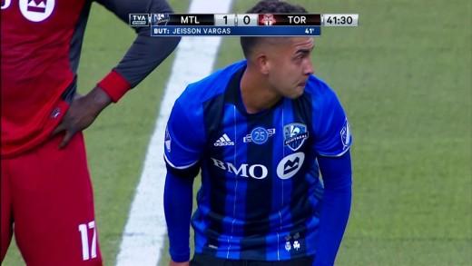 Vidéo | Grosse victoire de l'Impact de Montréal contre le Toronto FC au Stade olympique