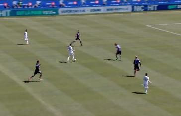 Vidéo | L'Impact s'effondre en deuxième demie contre le Los Angeles FC