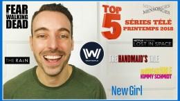 Vidéo   Top 5 séries télé à voir ce printemps