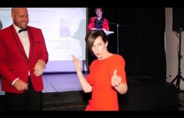 Vidéo | La superbe soirée Robe Rouge à Montréal