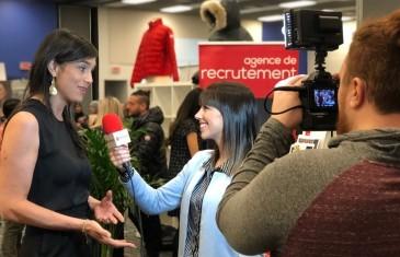 Vidéo | Le Salon Rh Mode à Montréal à la recherche de la relève