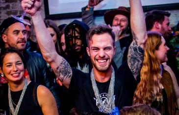 Isaac Bédard de Montréal nommé barman de l'année au Canada