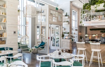 Un restaurant LOV ouvre au Centropolis à Laval