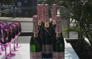 Un été rosé pour les Terrasses Bonsecours dans le Vieux-Port