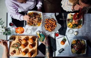 Restaurant Taboo, une terrasse gourmande