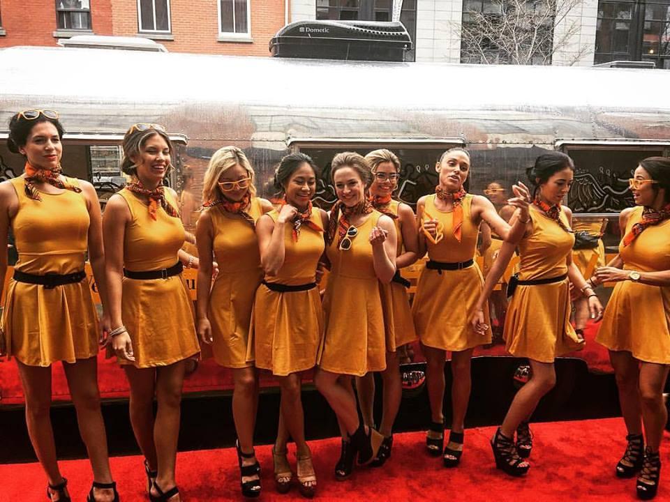 Yelloweek: la semaine du champagne de retour à Montréal