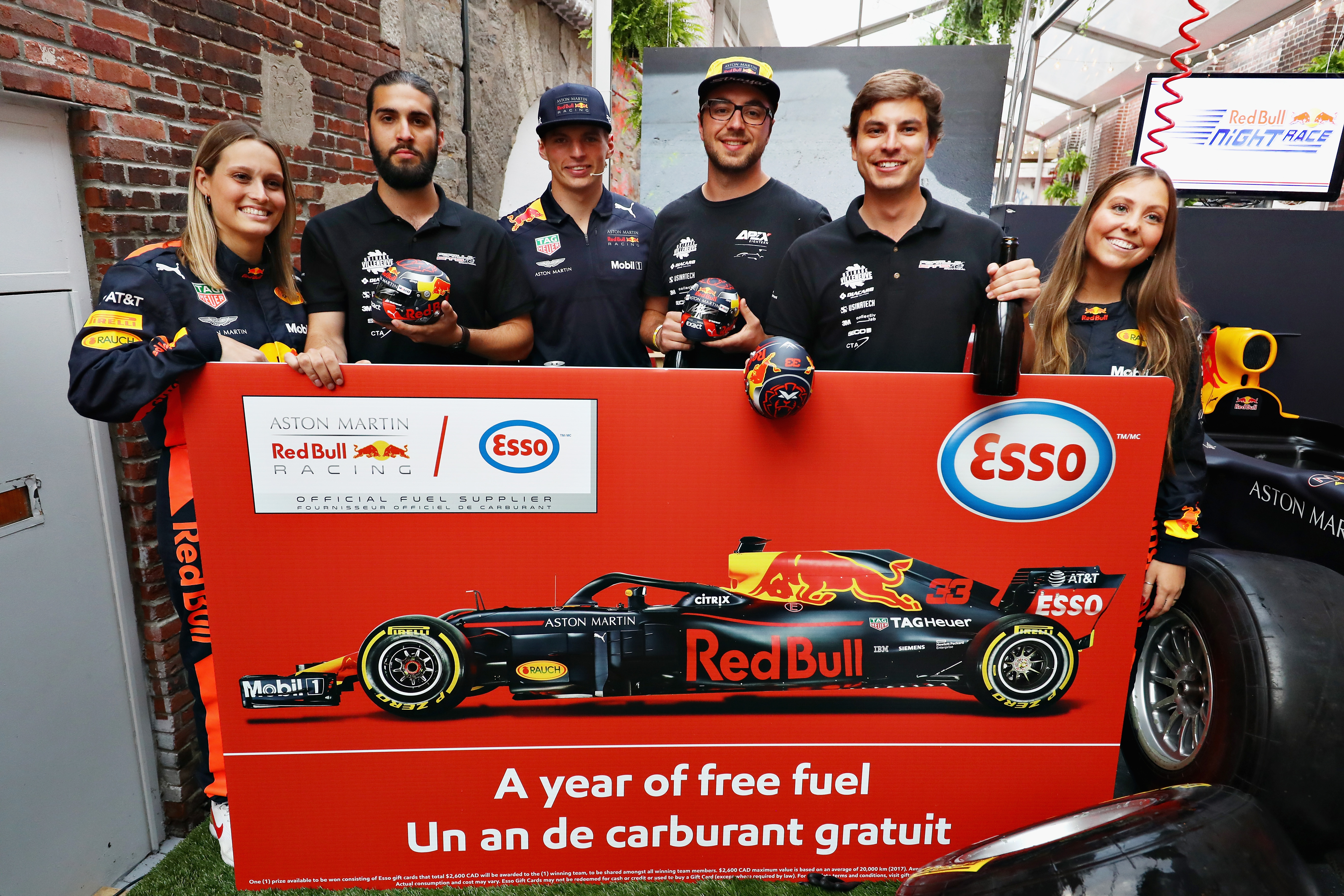 during previews ahead of the Canadian Formula One Grand Prix at Circuit Gilles Villeneuve on June 6, 2018 in Montreal, Canada.