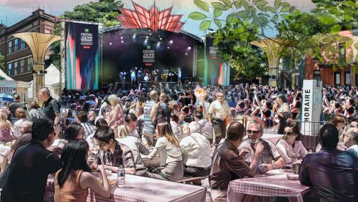 Le Festival de Jazz se déploiera dans les quartiers de Montréal en 2019
