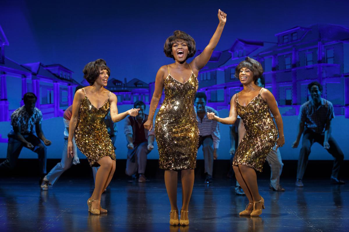 Motown: une comédie musicale époustouflante à la Place des Arts