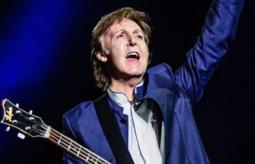 Paul McCartney en spectacle à Montréal et Québec