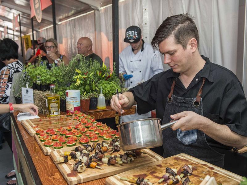 Le festival Yul Eat fête ses 5 ans et déménage au centre-ville