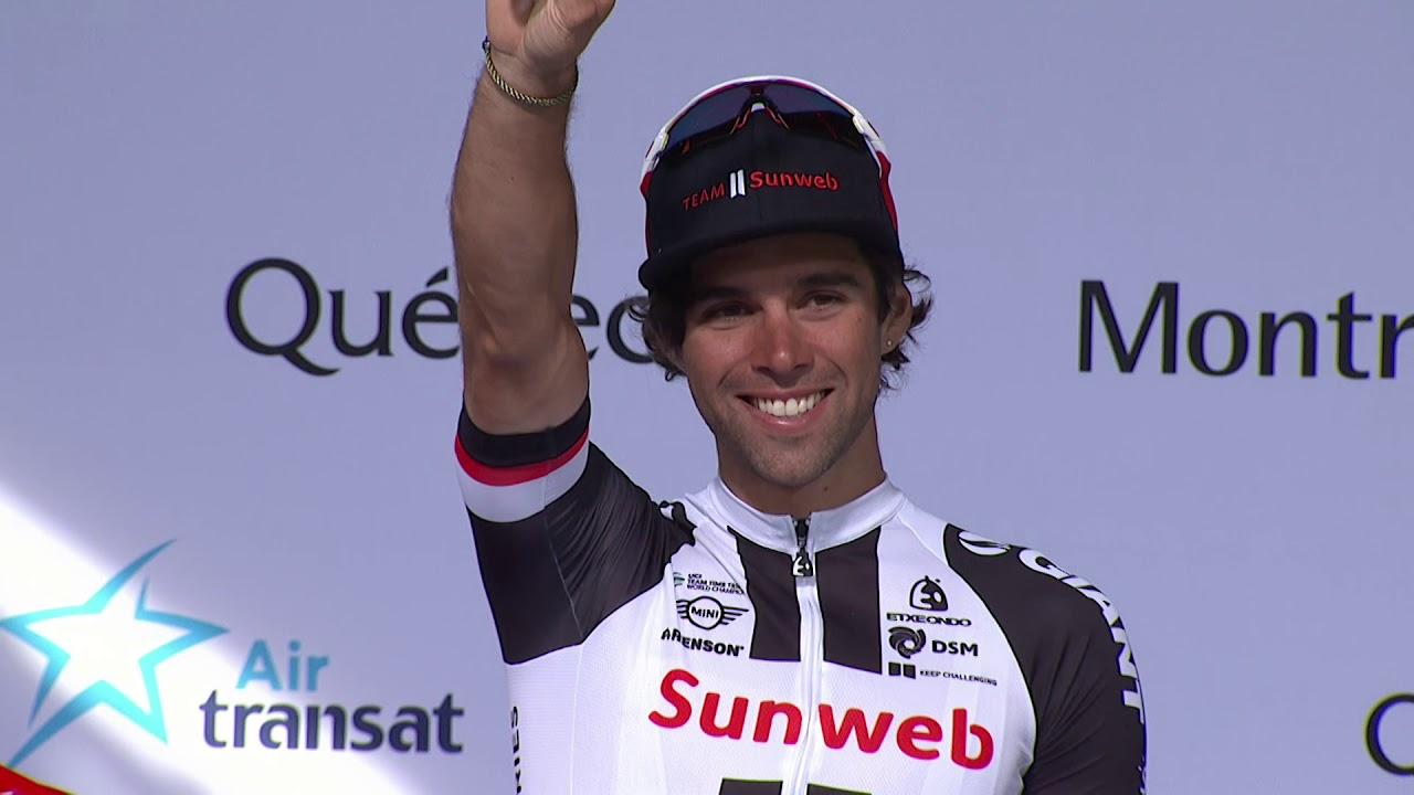 Vidéo | Michael Matthews remporte le Grand Prix Cycliste de Montréal