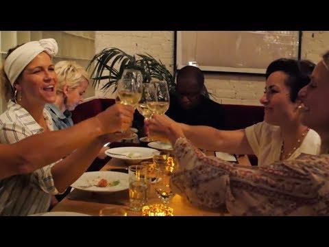 Vidéo   Ouverture du restaurant Joséphine sur la rue Saint-Denis à Montréal