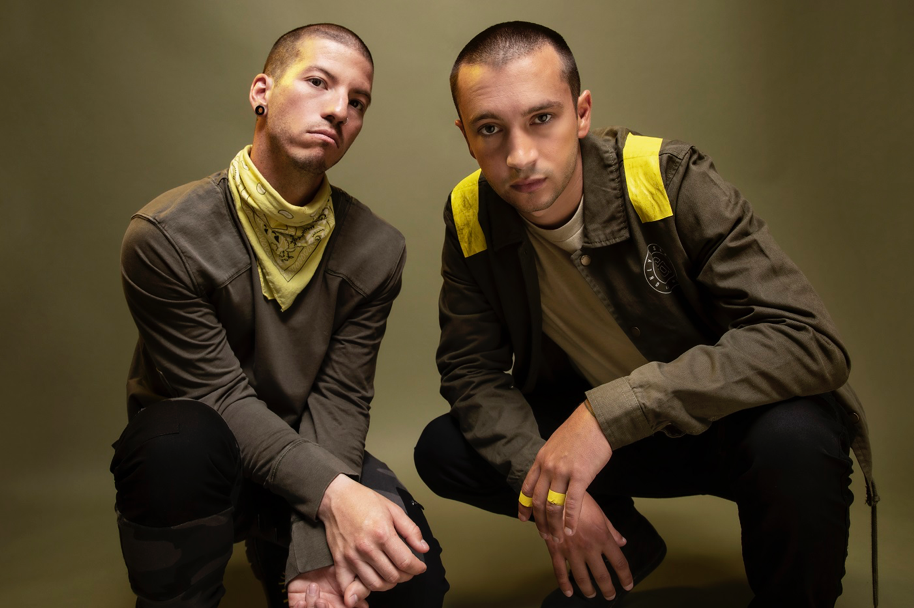 Twenty One Pilots en spectacle au Centre Bell au printemps 2019