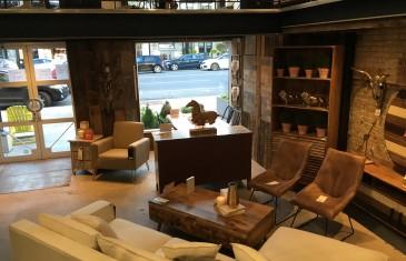 Bois & Cuir ouvre une nouvelle boutique sur la rue Saint-Denis