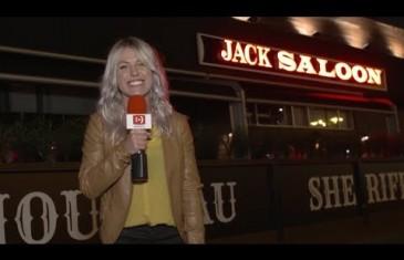 Vidéo | Ouverture du nouveau Jack Saloon à Laval