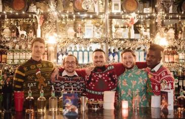 Photos | Le bar Miracle Montréal est ouvert pour vivre pleinement la saison des Fêtes