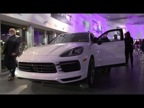 Video | Porsche Lauzon unveils the new Cayenne 2019