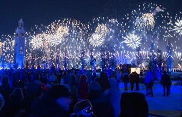 Montréal en Fêtes: 11 jours de festivités gratuites et un gros party du Jour de l'An