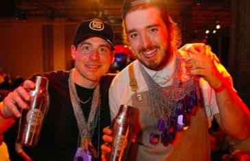 Les meilleurs barmans ont été couronnés dans la grande région de Montréal