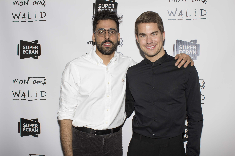 Photos | Première du film Mon ami Walid avec Adib Alkhalidey et Julien Lacroix