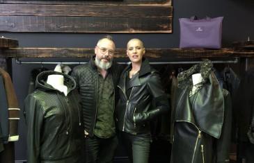 Pascal Labelle et Ève Salvail: un duo choc à la conquête du marché internationale de la mode