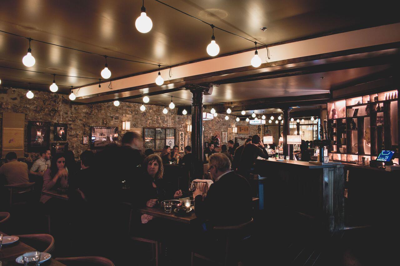 Hanzo : la nouvelle brasserie japonaise inspirée du film Kill Bill dans le Vieux-Montréal