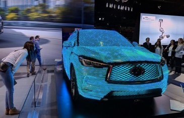 Photos | Lancement du Salon International de l'Auto de Montréal