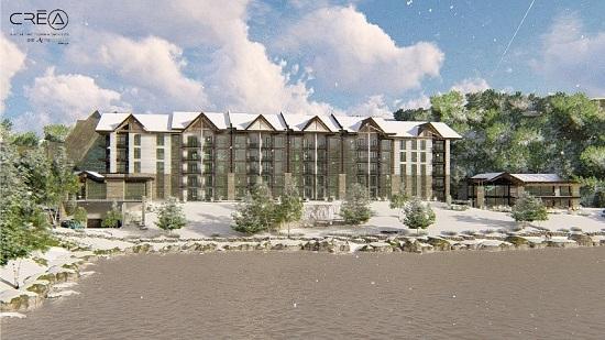 Un nouvel hôtel de luxe ouvrira au pied du Versant Soleil à Tremblant