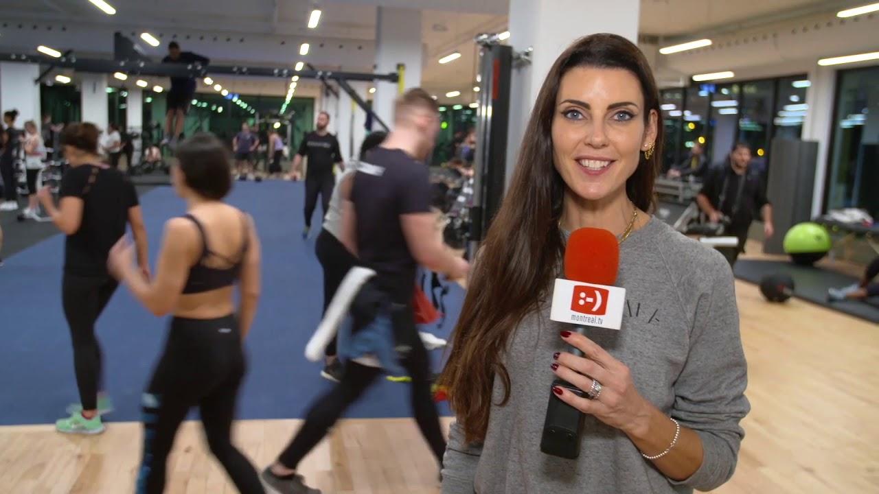 Vidéo | Découvrir le nouveau gym performant MACHINA dans le Mile-End