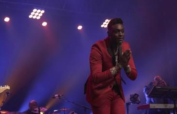 Photos | Corneille lance le huitième album de sa carrière à L'Olympia