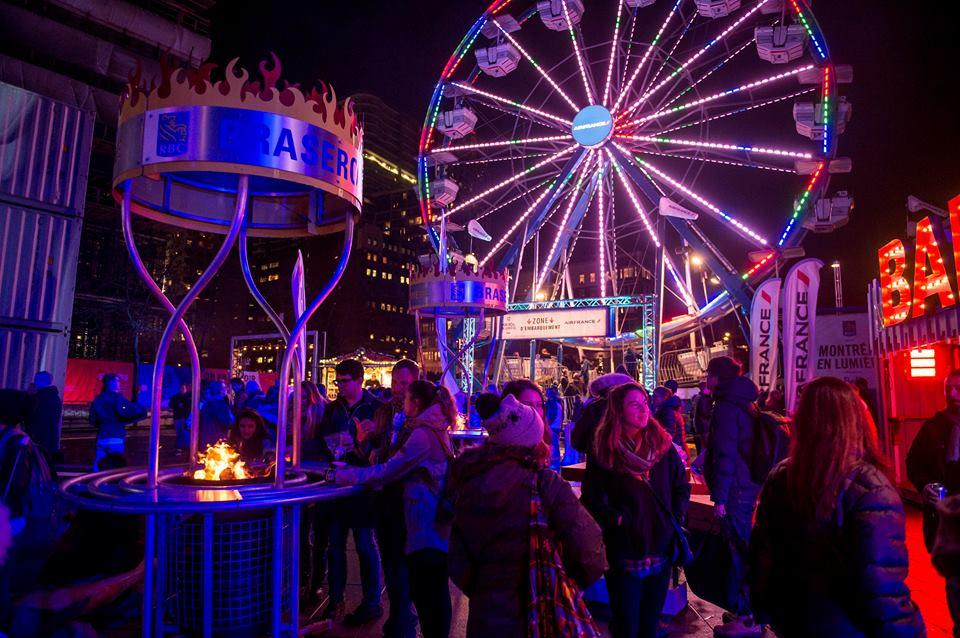 Une première Nuit Gourmande dans le cadre du festival Montréal en Lumière
