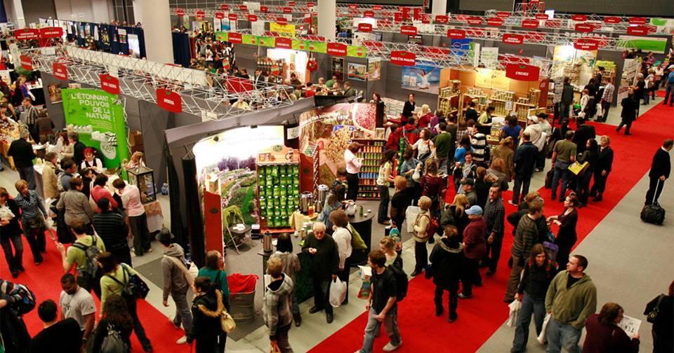 L'Expo Manger Santé et Vivre Vert du 15 au 17 mars au Palais des congrès