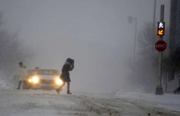Tempête de neige prévue cette semaine sur la grande région de Montréal