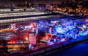 65 000 personnes ont assisté à Igloofest 2019 dans le Vieux-Port