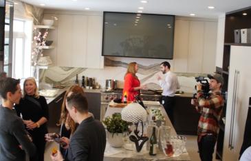 Vidéo | La nouvelle cuisine personnelle du chef Jérôme Ferrer par Cuisines Verdun