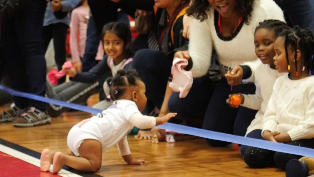 Vidéo | La Course des bébés 2019 organisée par le Dispensaire dietétique de Montréal