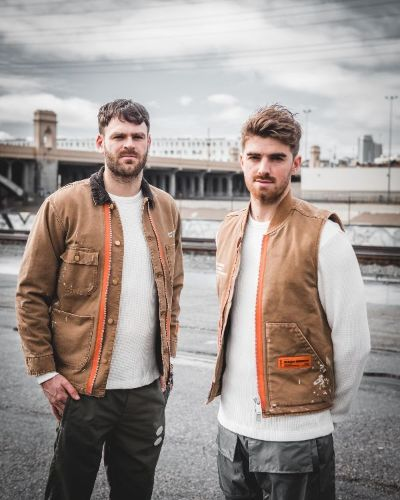The Chainsmokers en spectacle au Centre Bell cet automne
