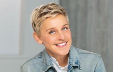 Ellen DeGeneres de passage pour une soirée au Centre Bell
