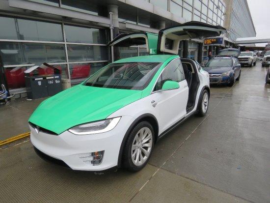 Les 42 Tesla de Téo Taxi sont à vendre
