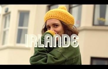 Vidéo | Camille te fais découvrir les magnifiques paysages de l'Irlande