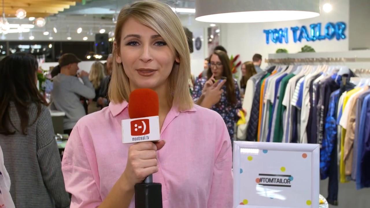Vidéo | La nouvelle collection printemps été de la ligne de vêtements Tom Tailor