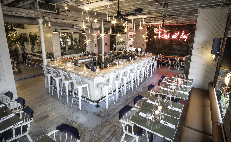 Restaurant Salt & Ceviche: le goût et l'ambiance de la mer dans le Vieux-Montréal