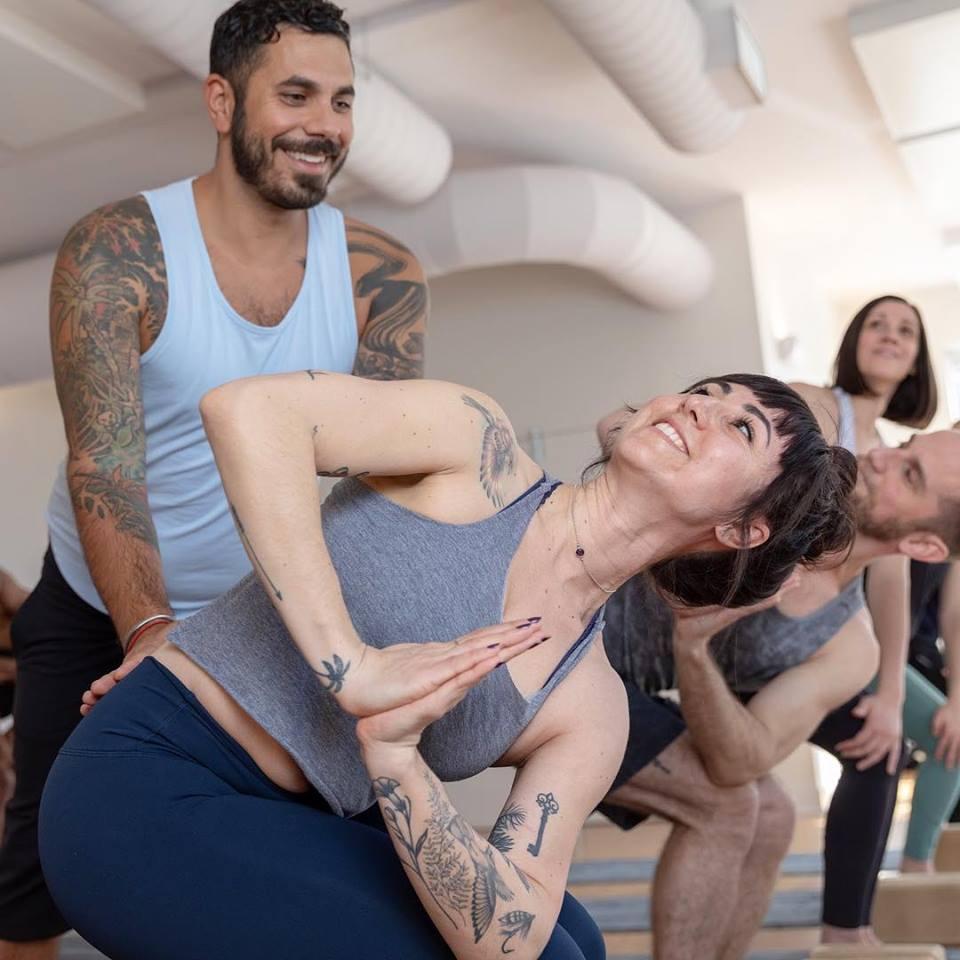 Des cours de yoga chaud à seulement 5$ cette fin de semaine dans les Modo Yoga