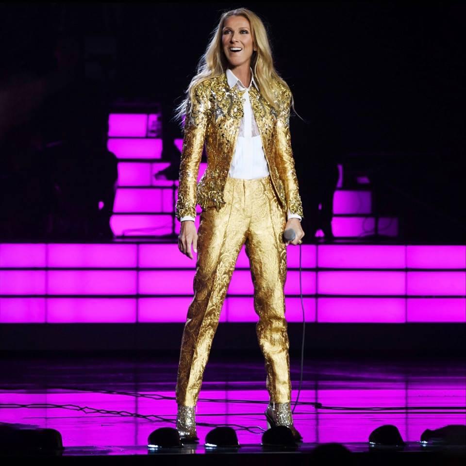 Céline Dion présentera SIX spectacles à Montréal de sa nouvelle tournée mondiale