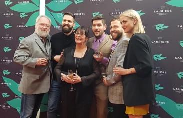 1 000 personnes assistent au dévoilement des gagnants des Lauriers de la Gastronomie Québécoise 2019