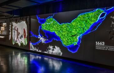 Générations MTL: un film immersif de 17 minutes qui raconte la naissance et la belle évolution de Montréal au Musée Pointe-à-Callière