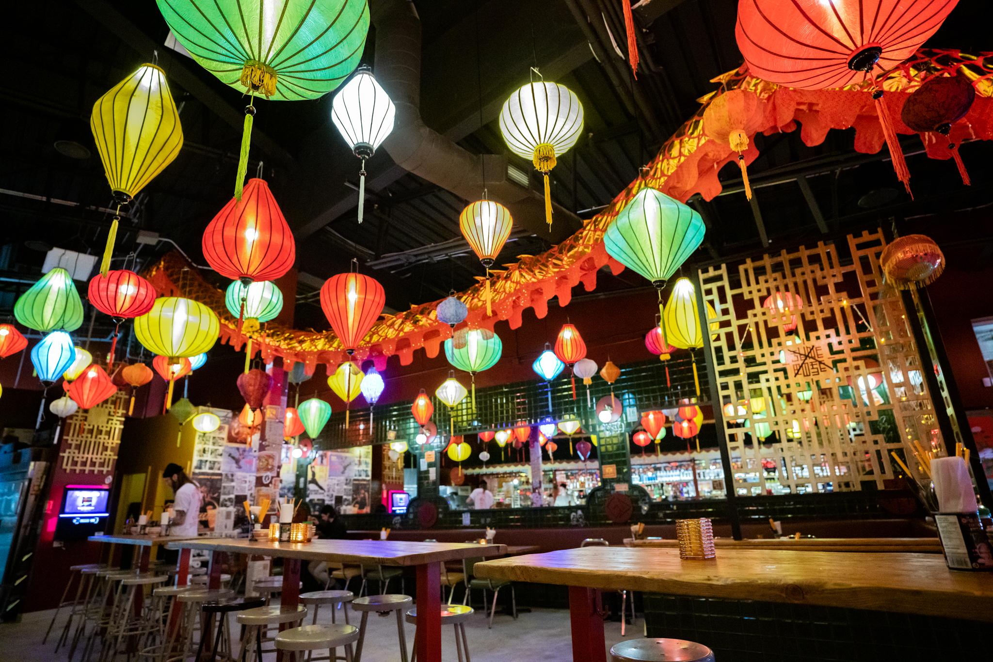 Golden Dragon: la brasserie chinoise exotique sur la Rive-Sud